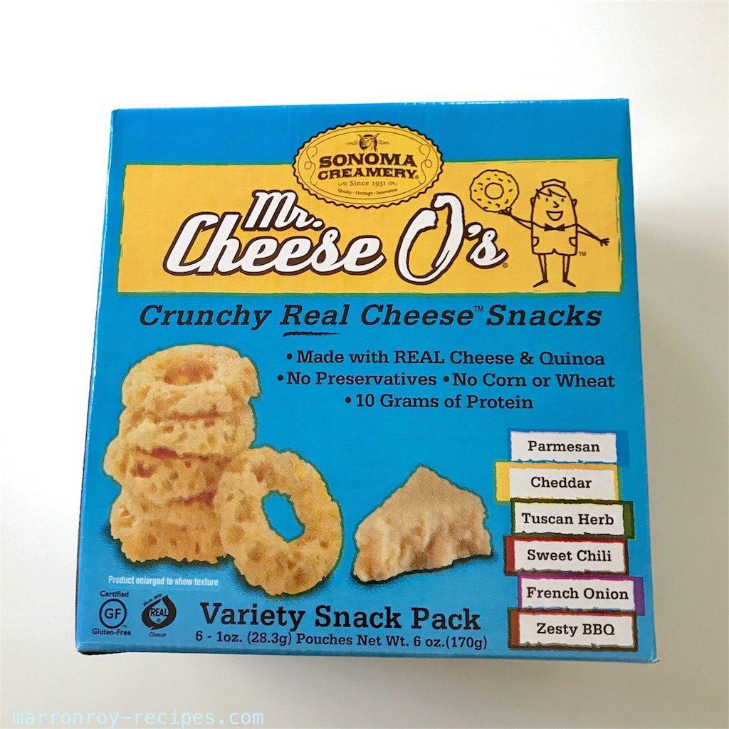 コストコでチーズスナックのおつまみ購入!ミスター・チーズ・オーズ