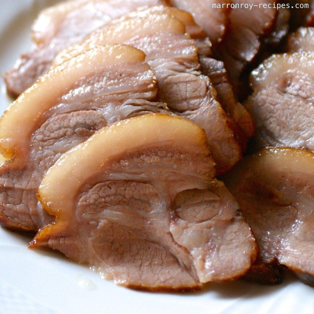 簡単!コストコブロック肉で作る炊飯器チャーシュー