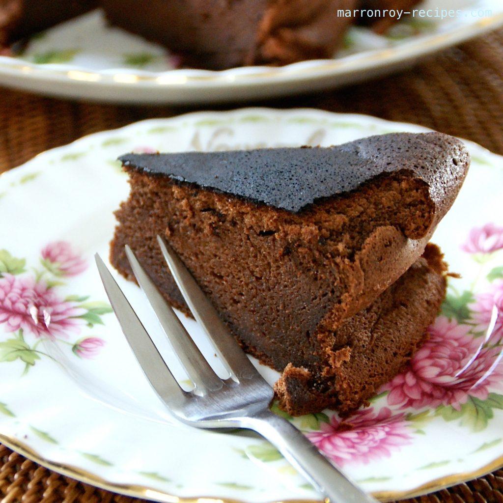 小麦粉を使わないチョコレートケーキ〜オードリー at home〜