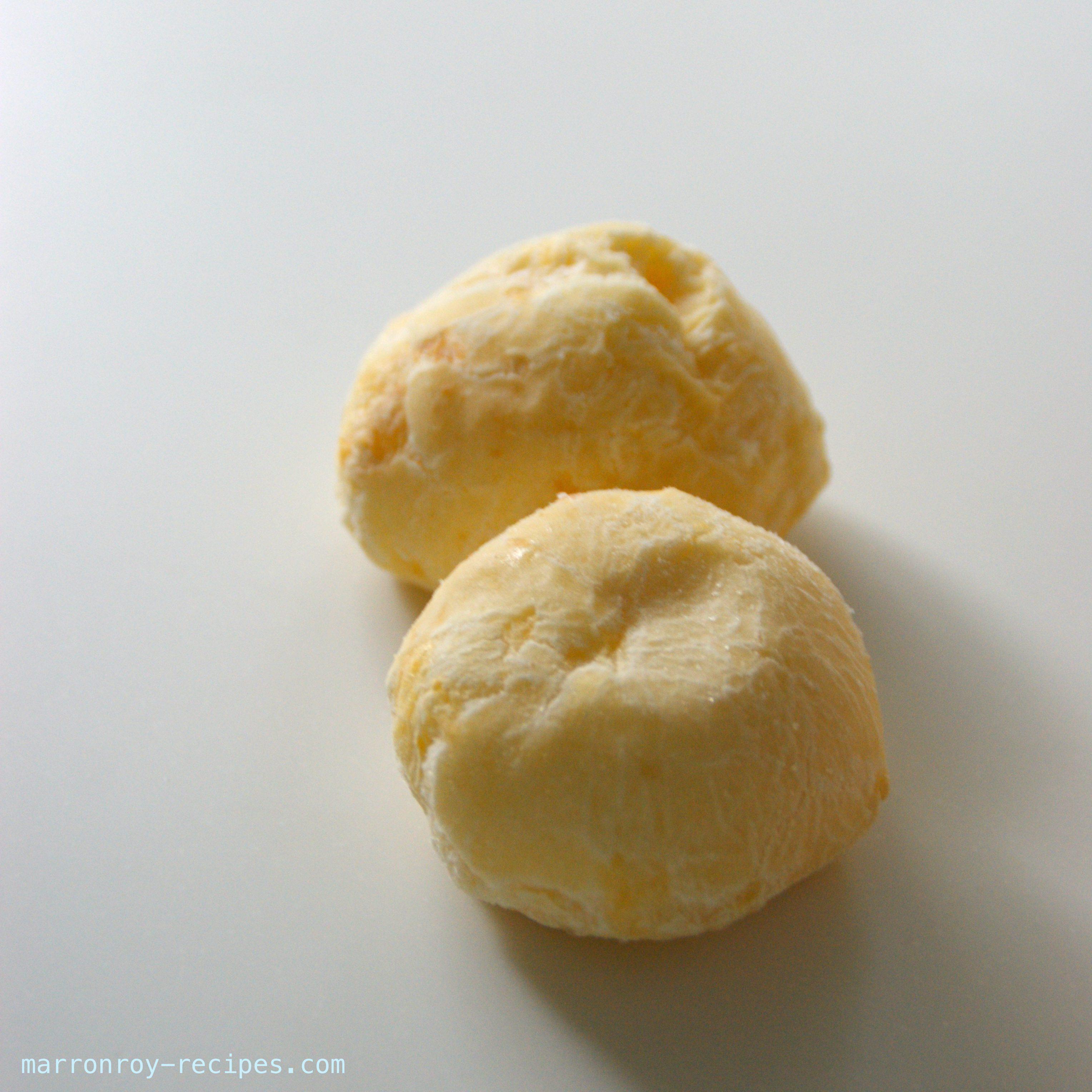 冷凍パンってやっぱり便利!ポンデケージョ