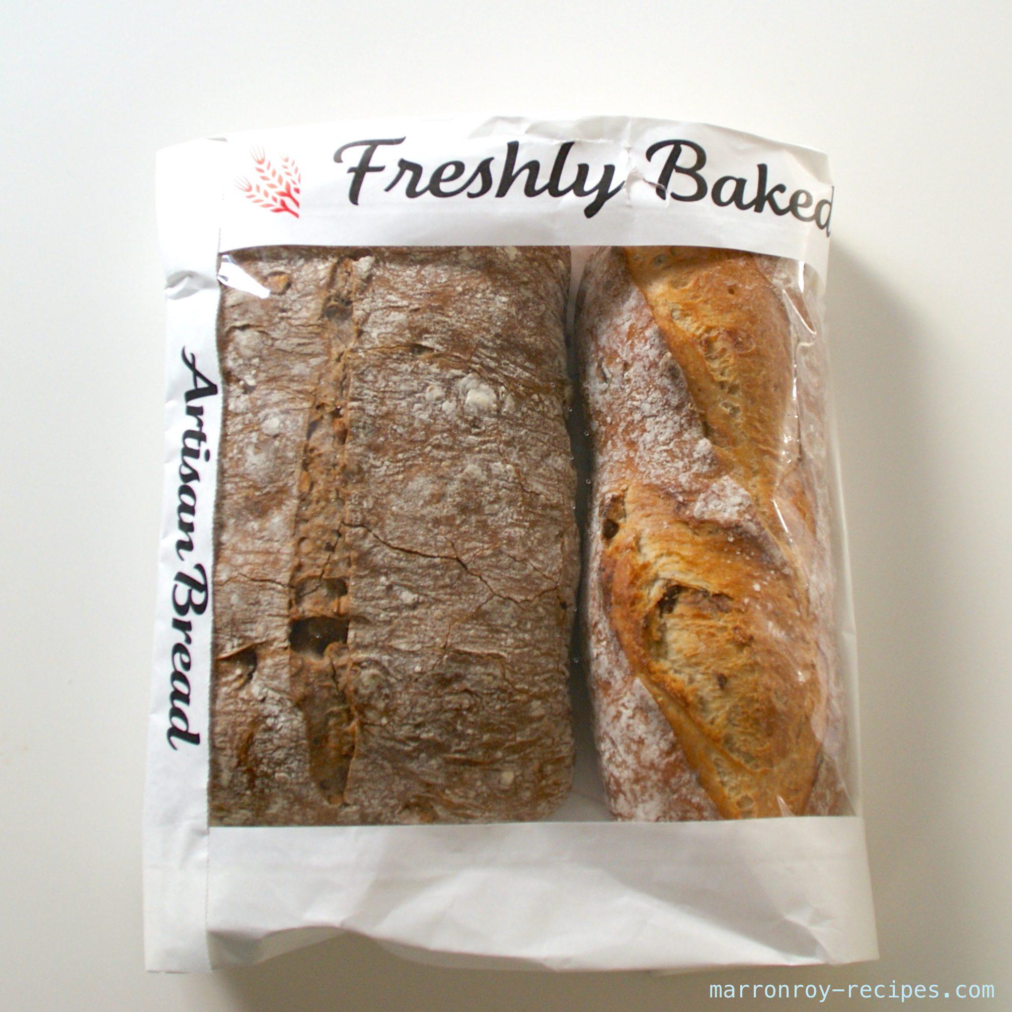 """コストコのパンが好き!新商品""""ウォールナッツ&フィグブレッド"""""""