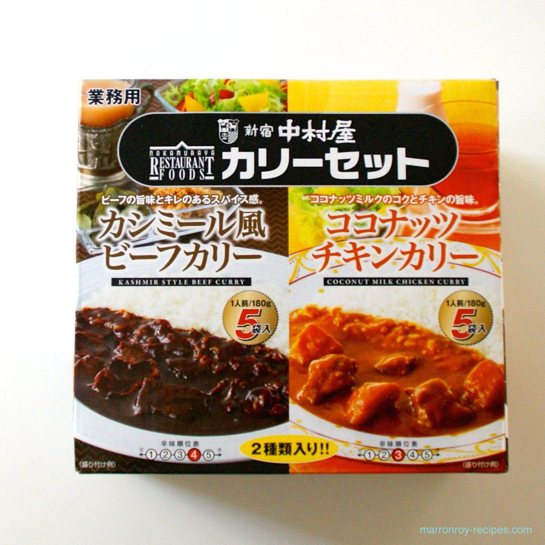 """ローリングストックにおすすめ!新宿中村屋""""カリーセット""""でこんな食べ方はいかが?"""