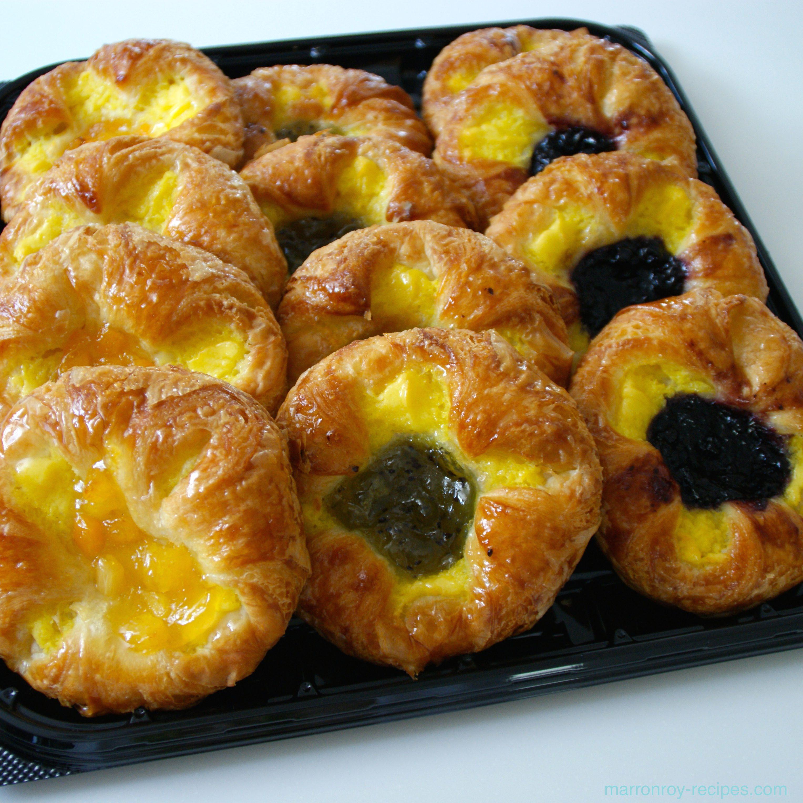 """コストコのパンはやっぱり好き!""""ミニデニッシュ"""""""