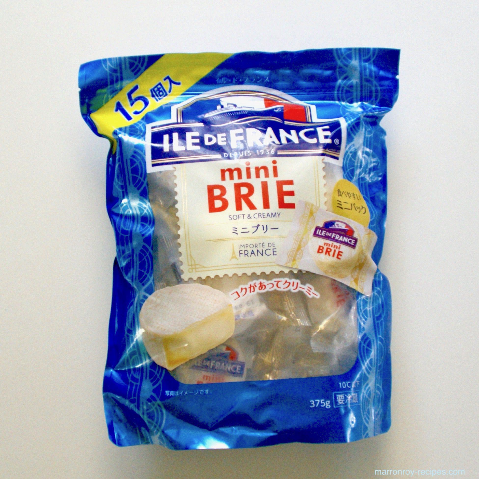 """コストコのフランスチーズ""""ミニブリー""""っておいしいの?おすすめオープンサンド"""