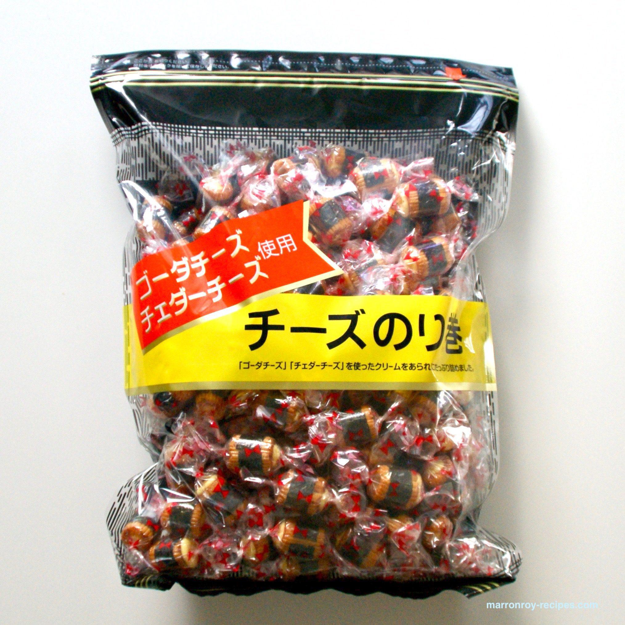 """コストコの日本のお菓子""""きらら チーズのり巻""""買ってみた"""