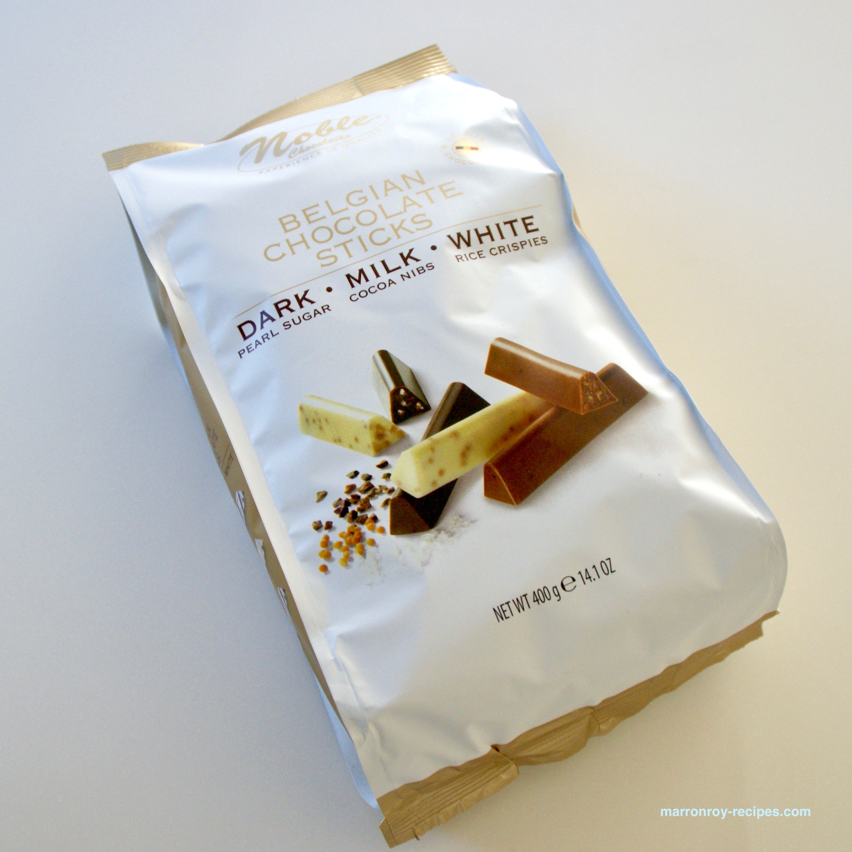"""まだまだ続くよチョコレート!""""Noble(ノーブル) ベルギー チョコレート スティック"""""""