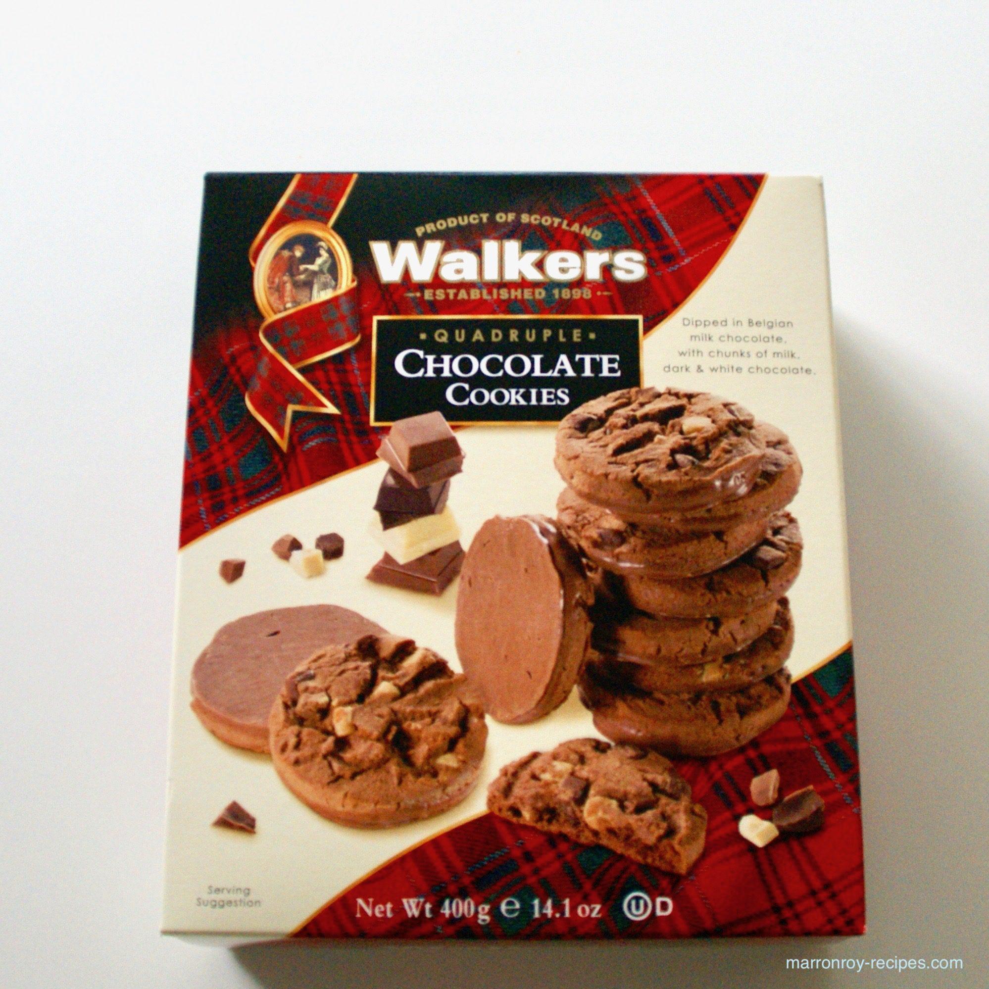 """やっぱりおいしい!"""" Walkers(ウォーカー)チョコレートクッキー"""""""