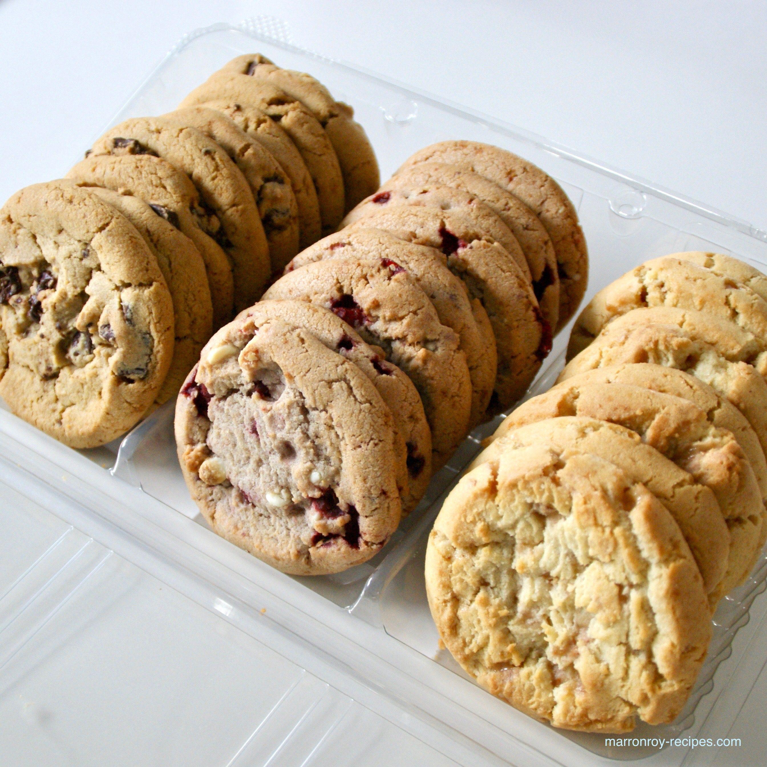 """コストコの""""バラエティークッキー""""をはじめて購入。どんなクッキーなの?"""