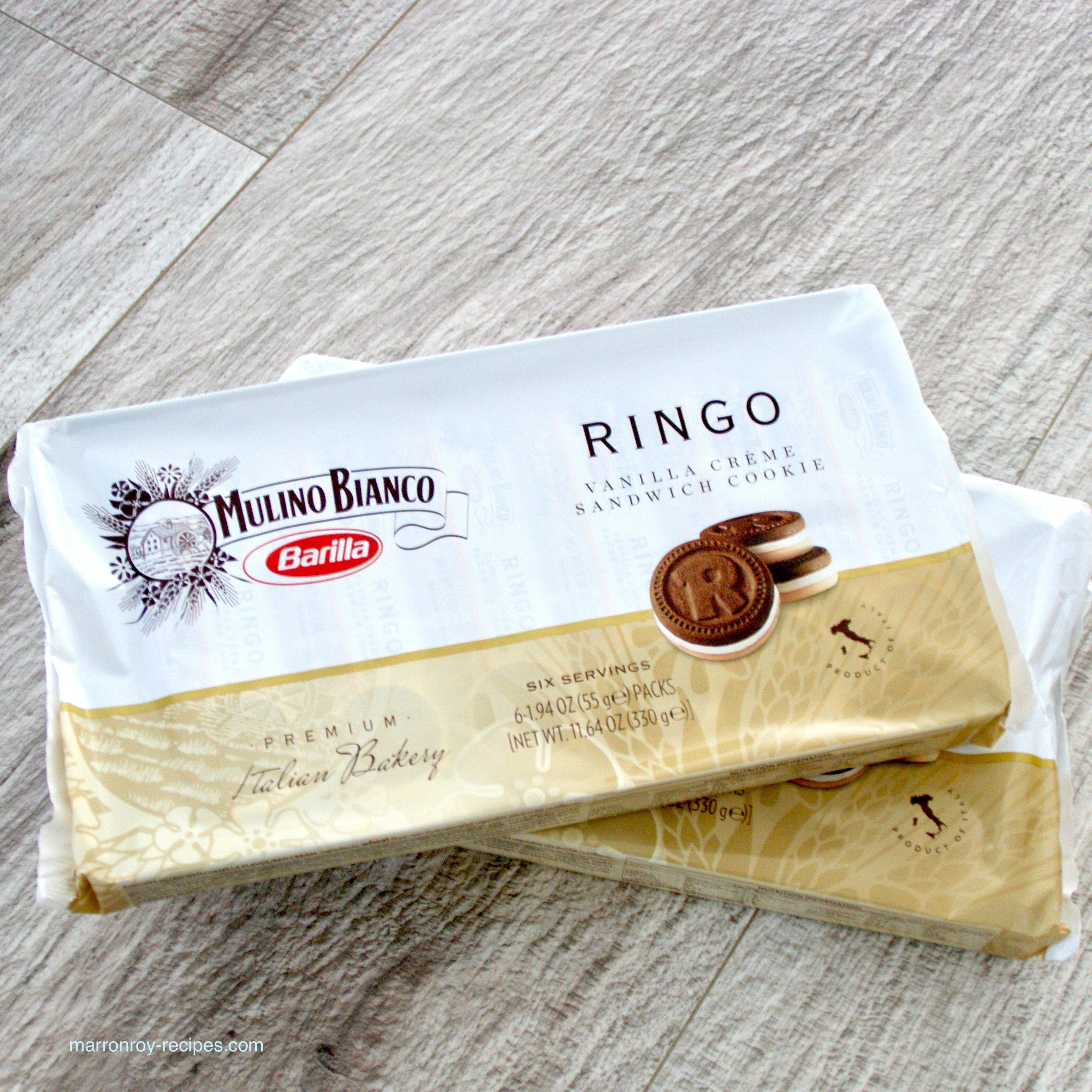 """Barilla(バリラ)""""ムリーノビアンコ RINGO""""ってどんなクッキー?"""
