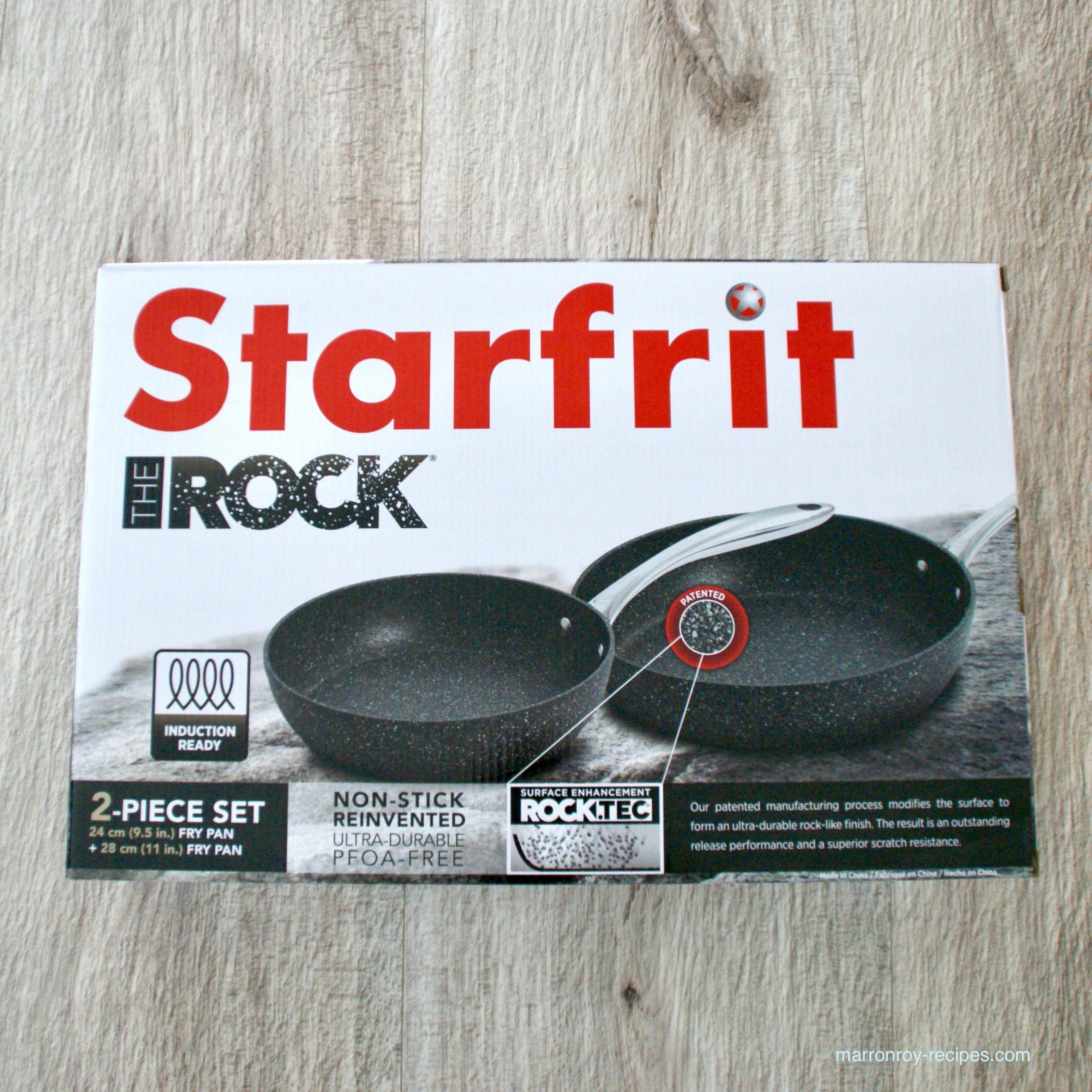 """コストコで購入したフライパン""""Starfrit(スターフリット) THE ROCK""""の使い心地"""