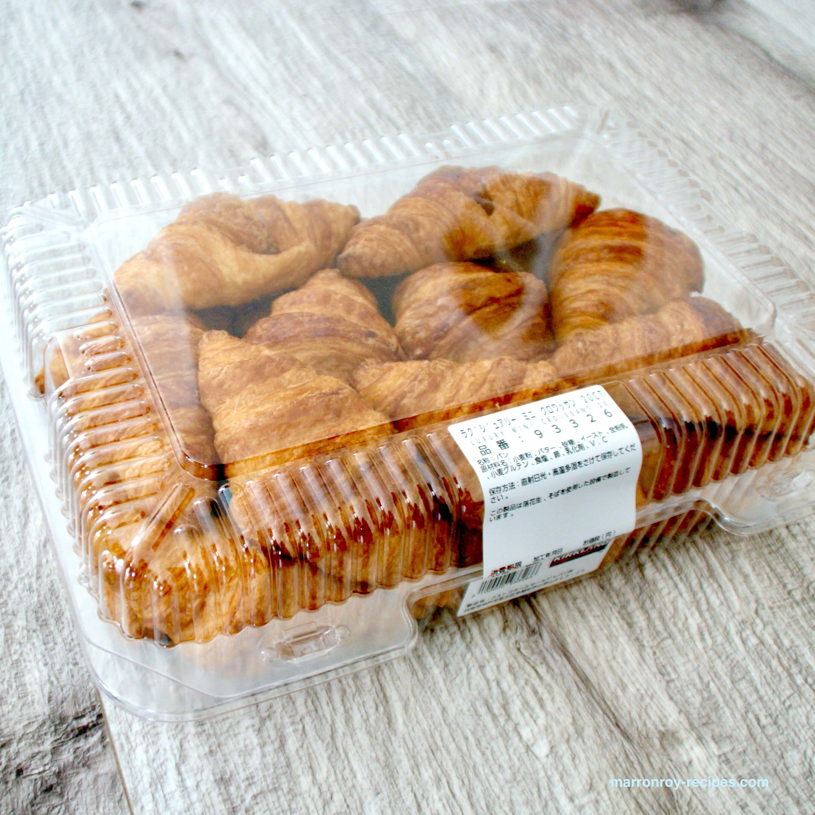 コストコのパンはどれが好き?〜全35種類!我が家のパン購入履歴〜