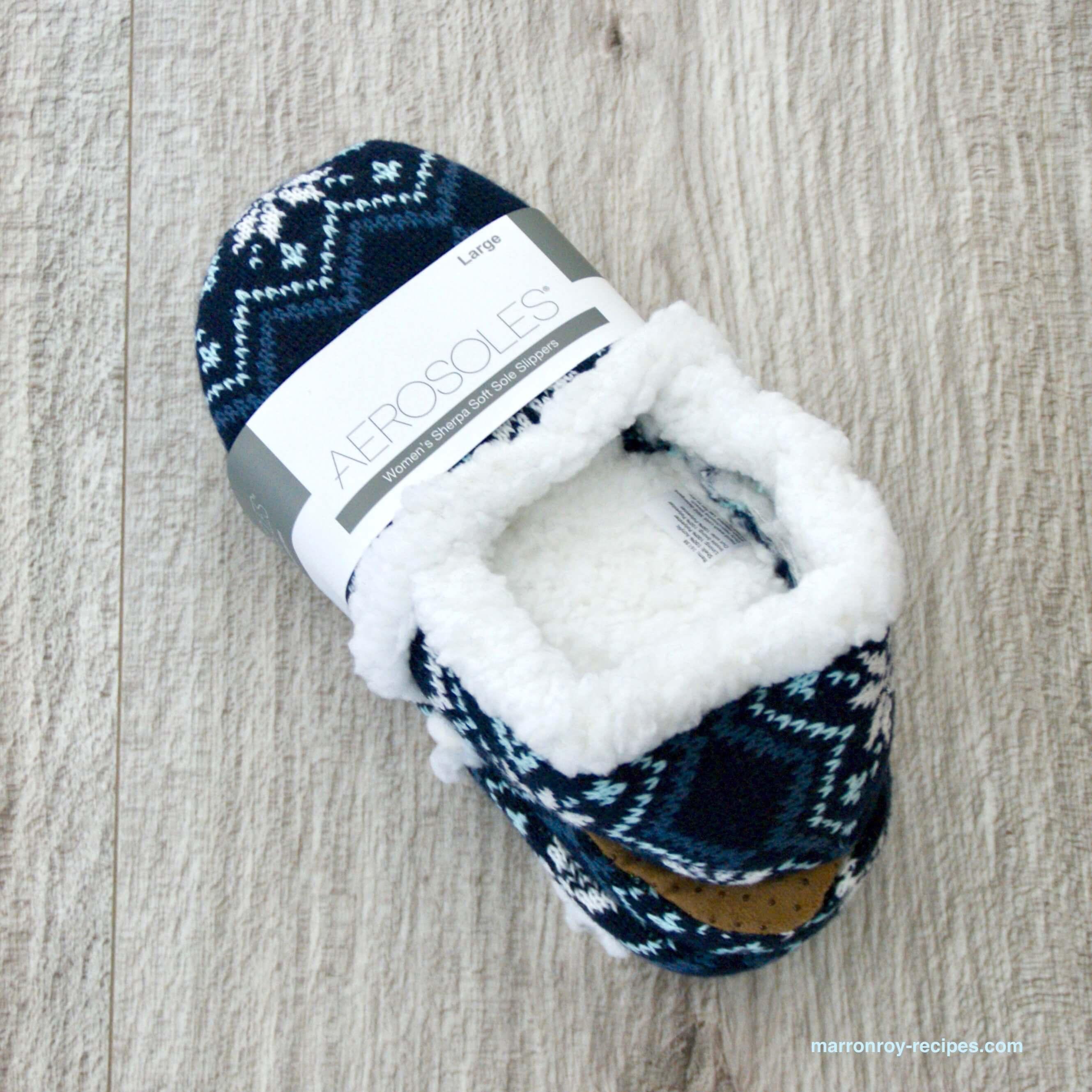 """そろそろ冬支度!?コストコのアパレル商品""""AEROSOLES(エアロソールズ)レディーススリッパ"""""""
