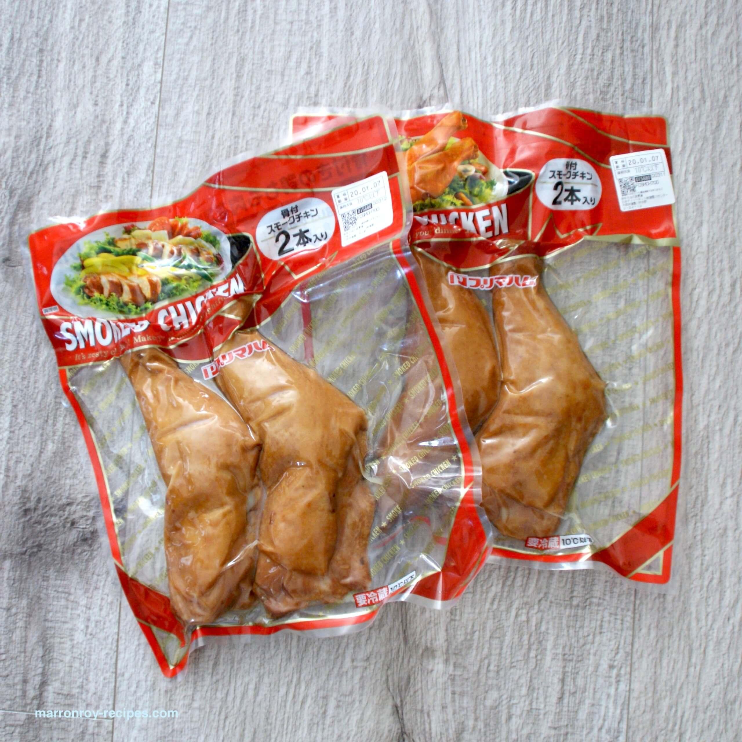 プリマハム骨付チキン
