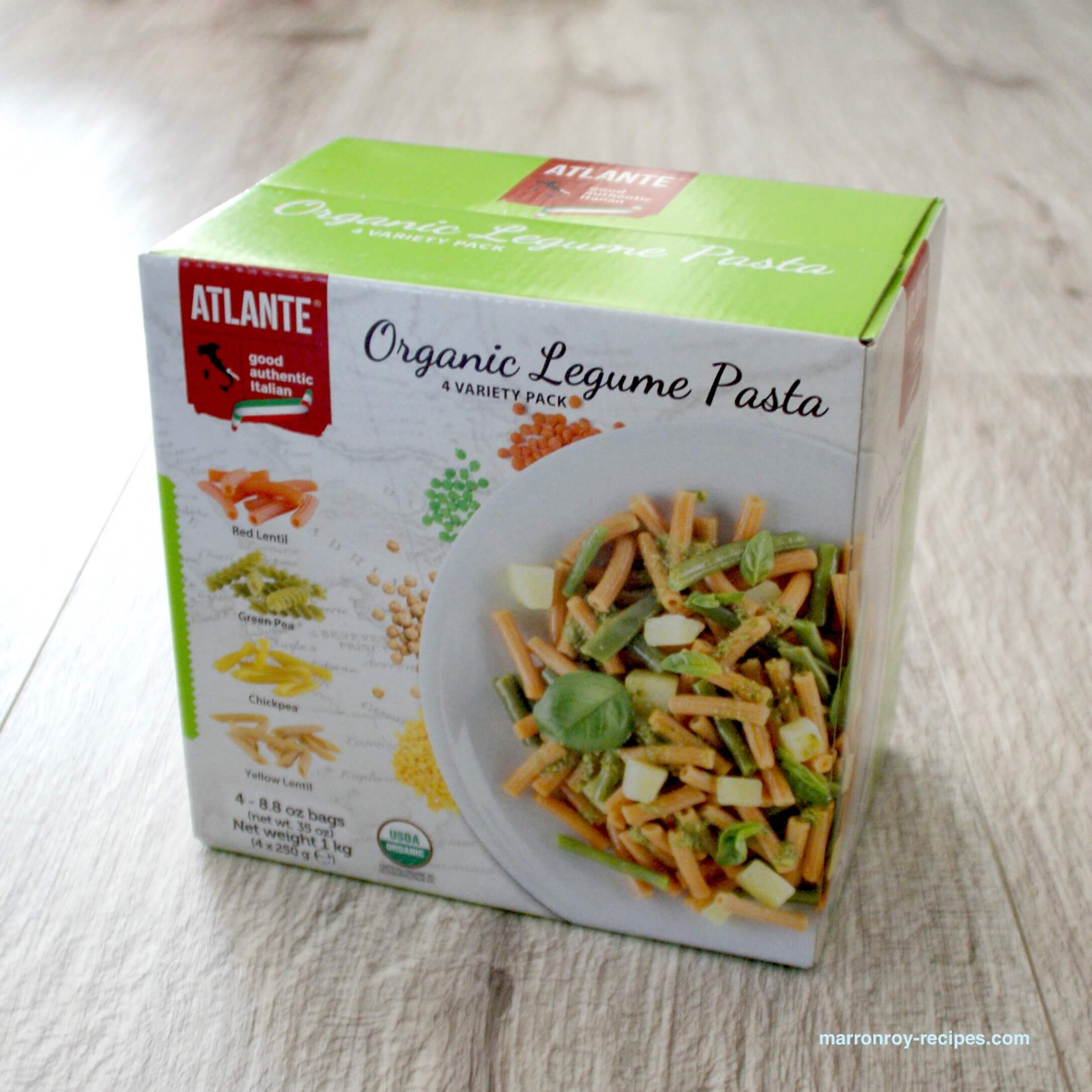 atlante豆パスタ