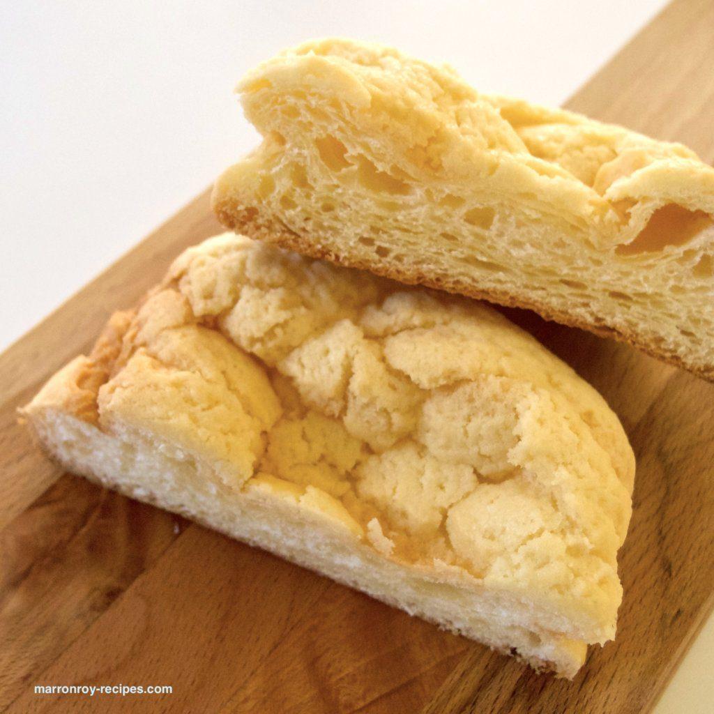 コモズメロンパン