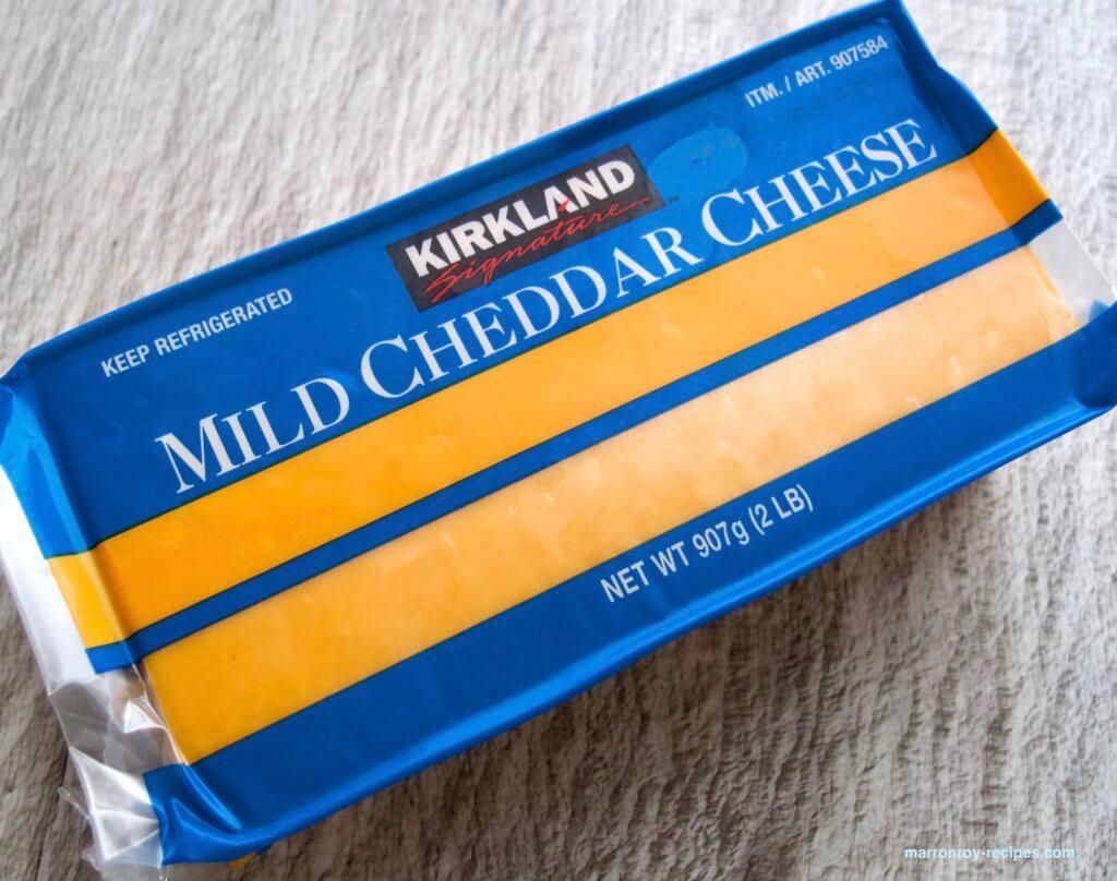 チェダーチーズ全体