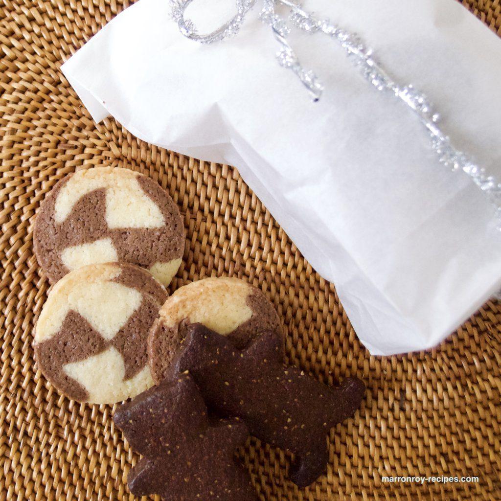 ラッピングクッキー全体