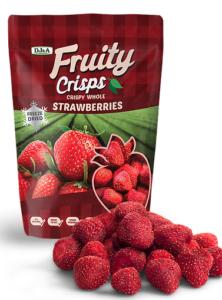 fruity crisps