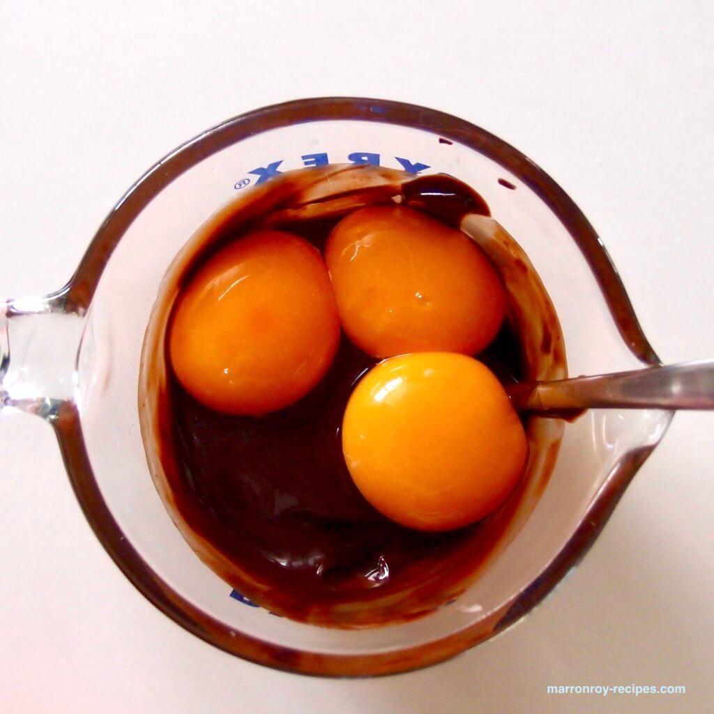 チョコ&卵
