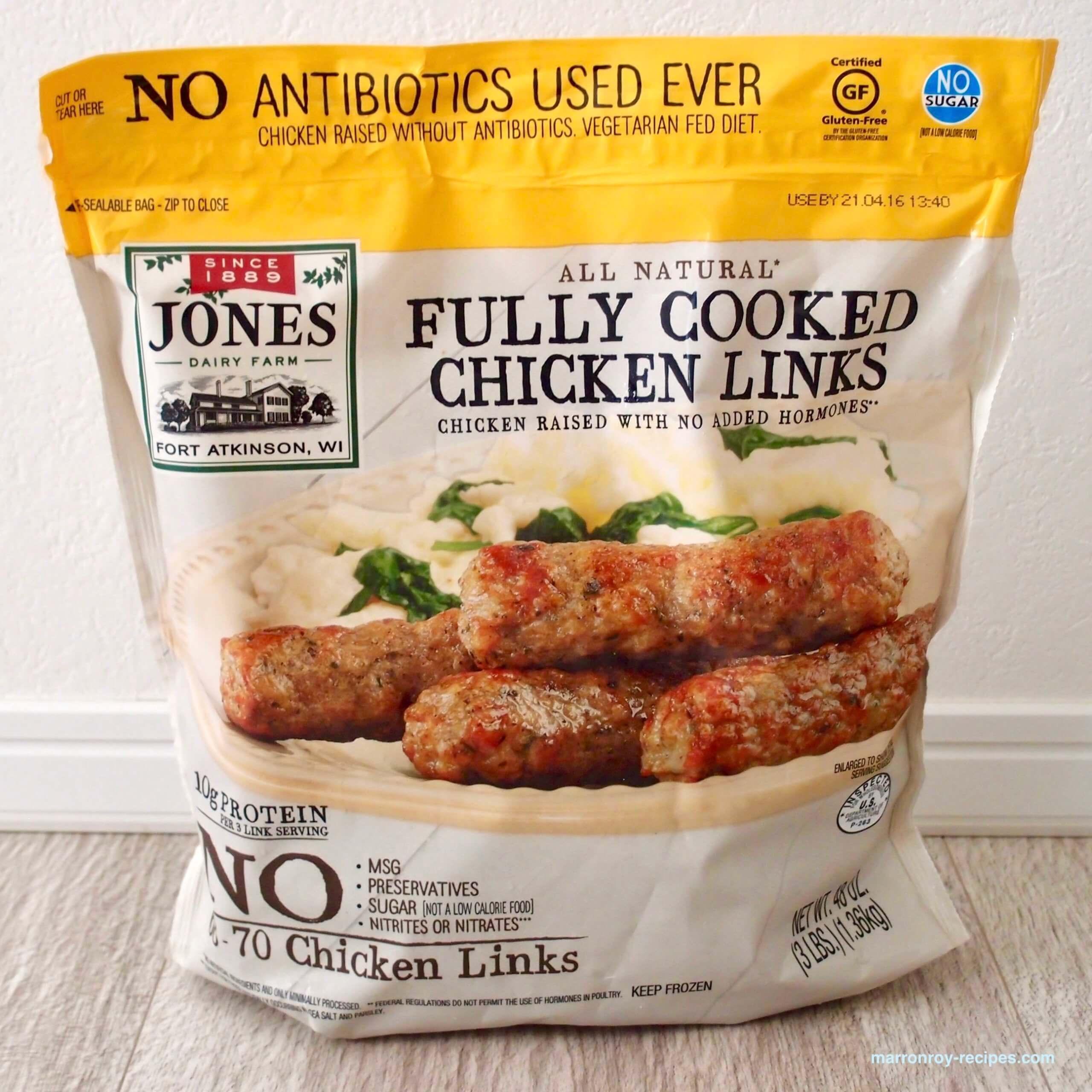 jones chicken