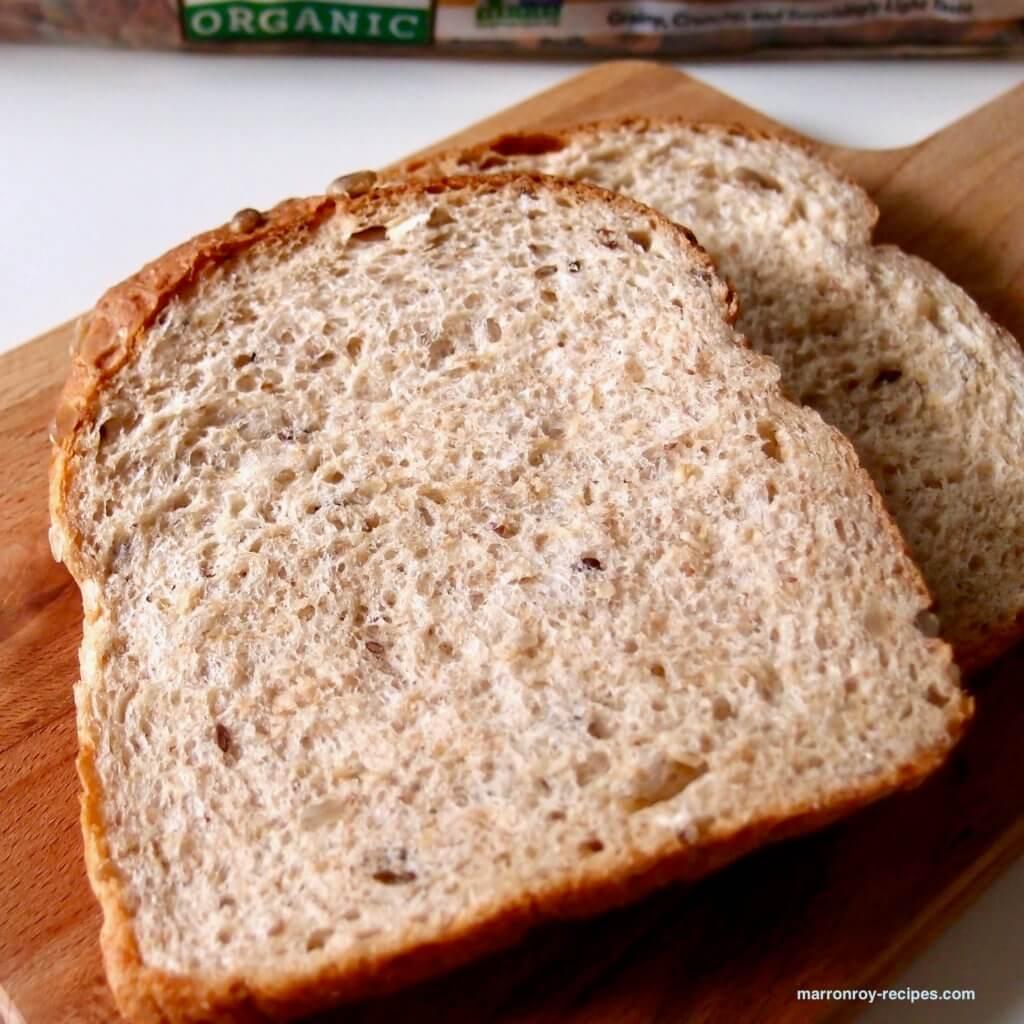 雑穀パン全体