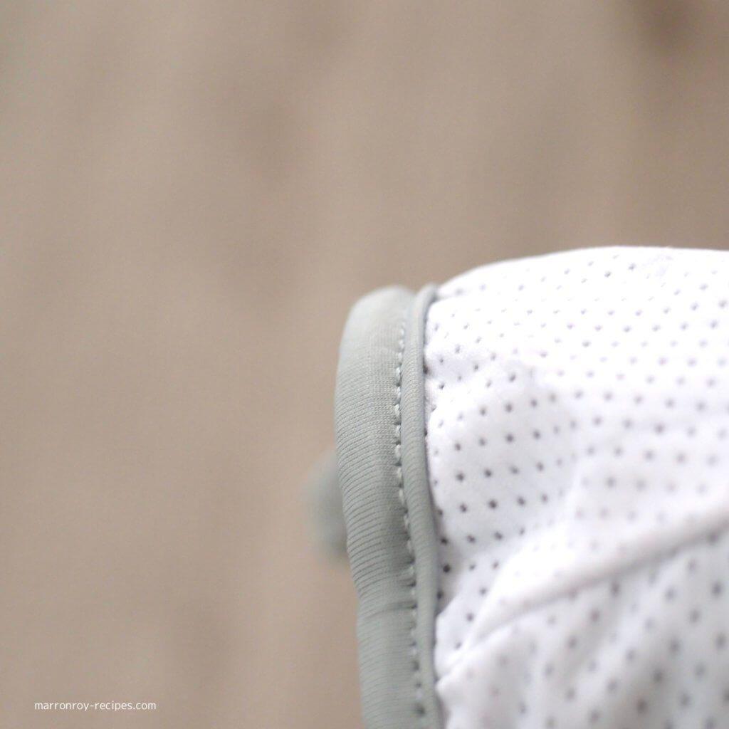 縫製アップ