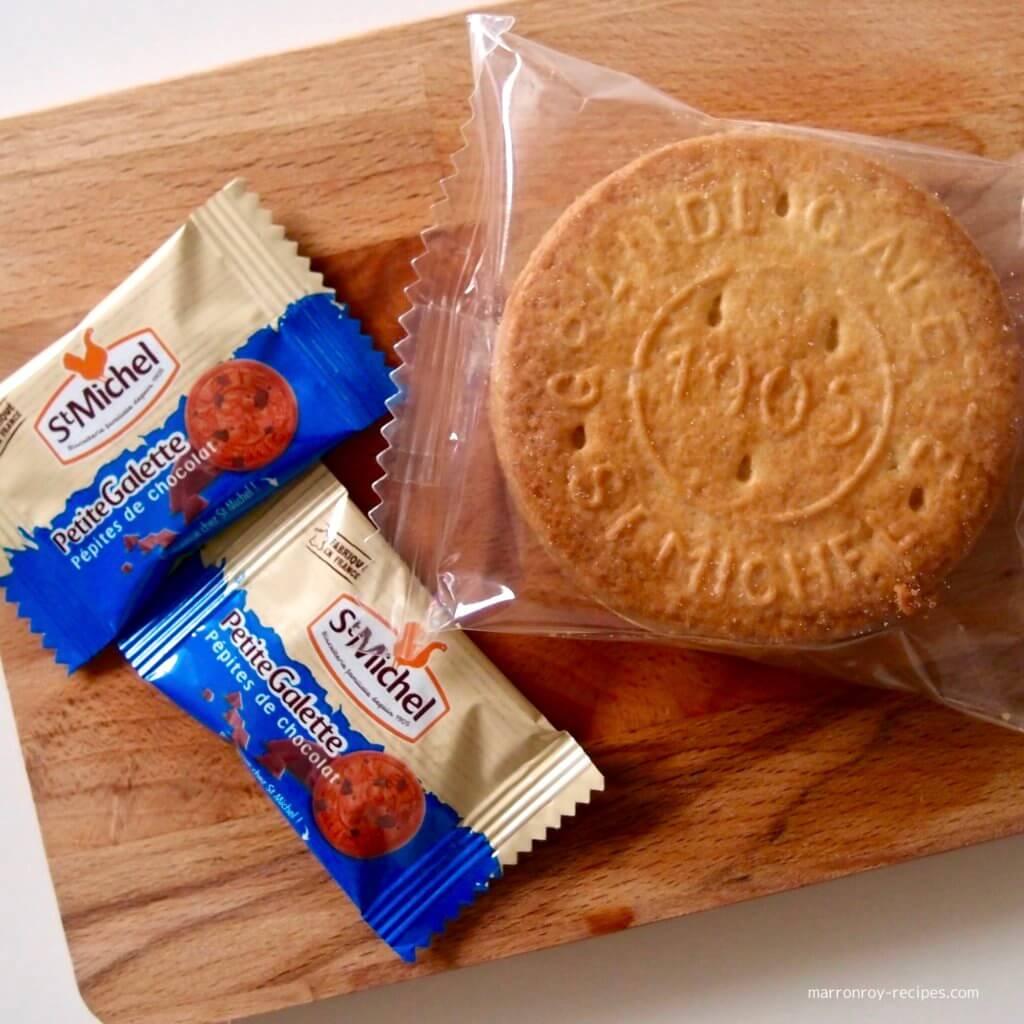 両方のクッキー