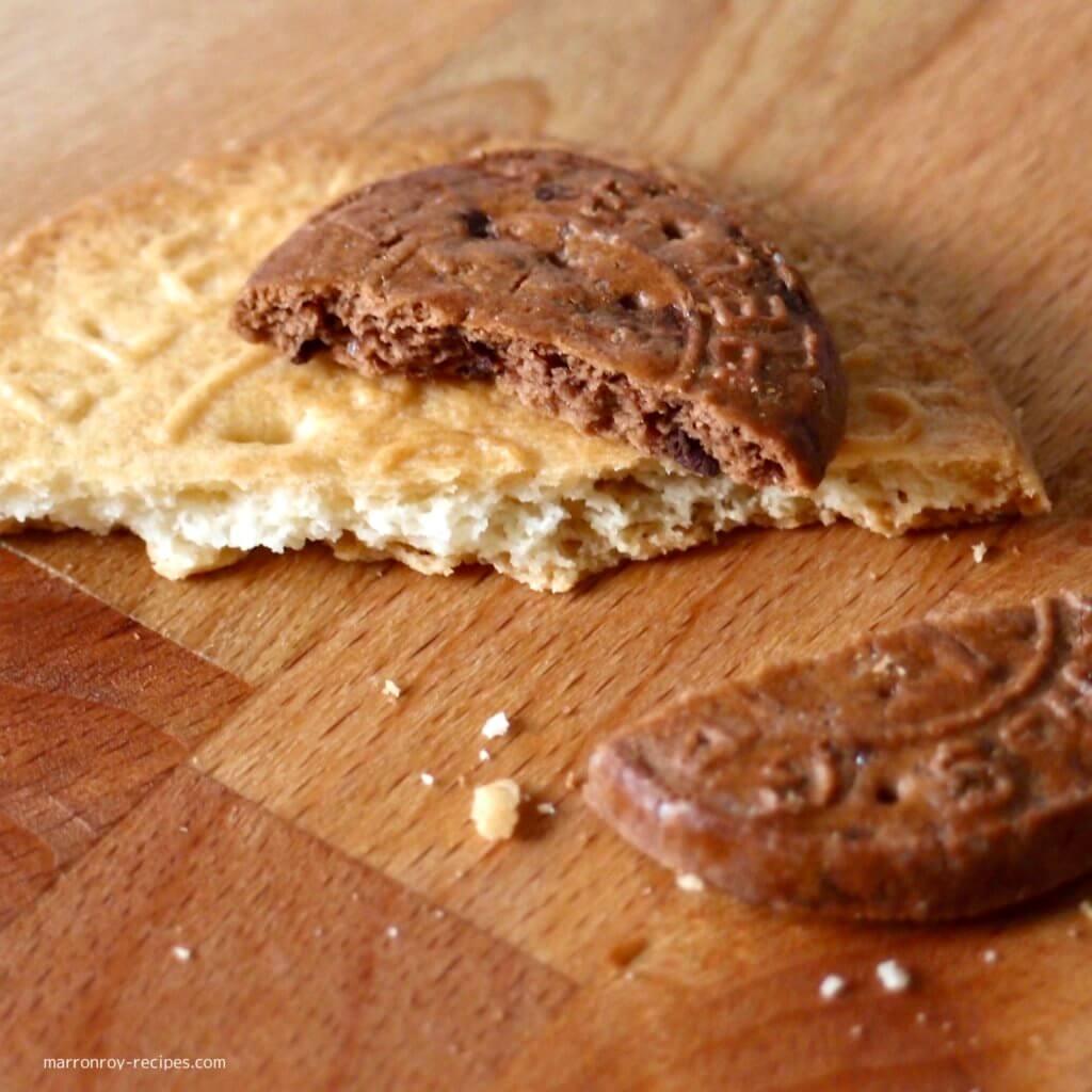 断面クッキー