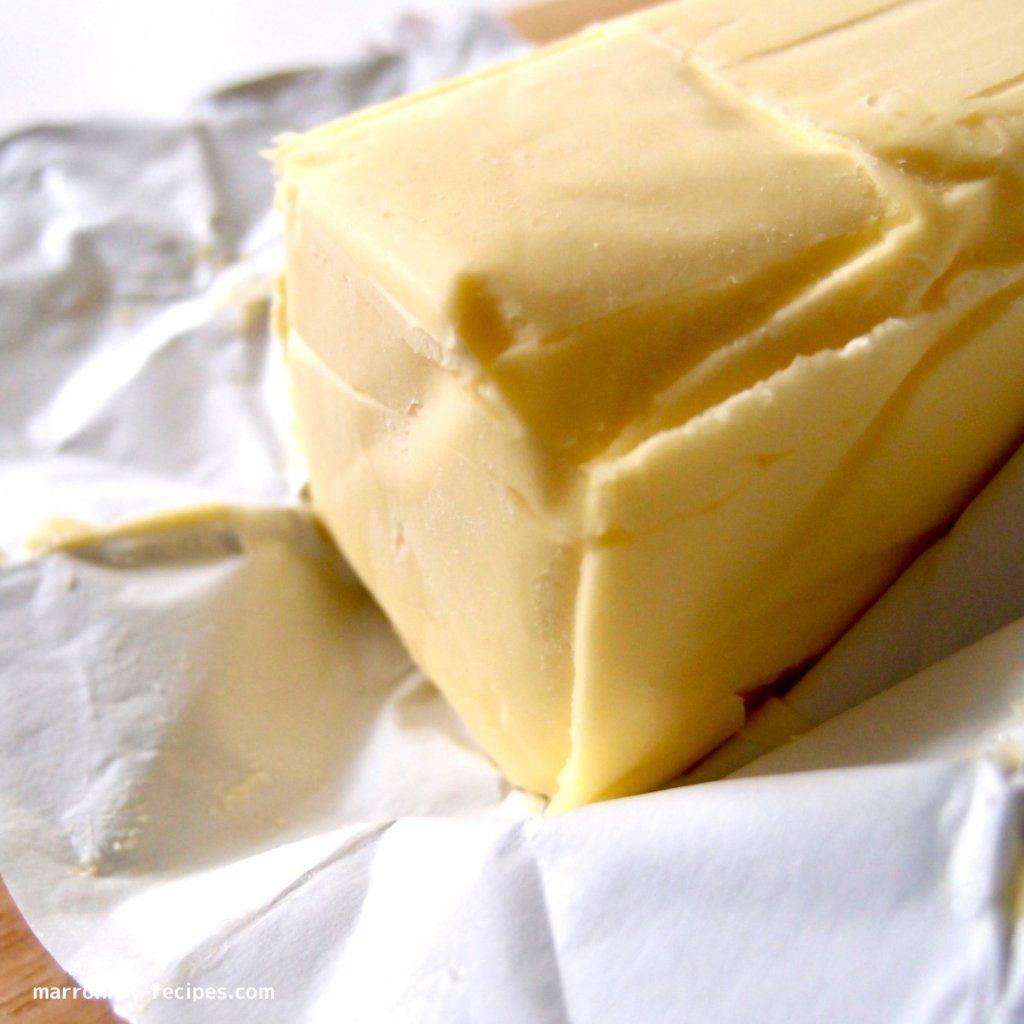 バター中身