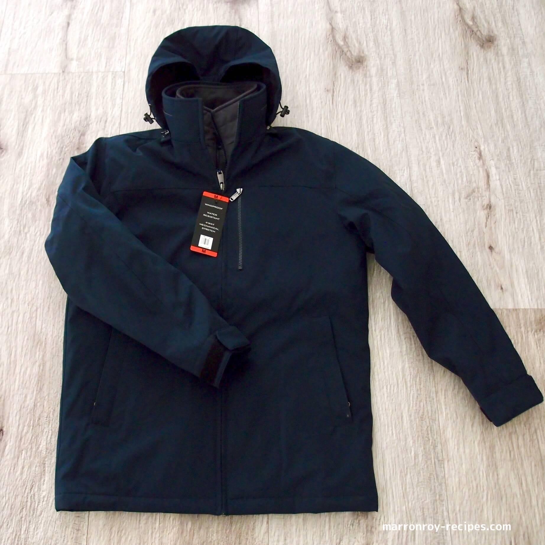 """コストコの冬物衣料購入!""""WEATHERPROOF(ウェザープルーフ) メンズジャケット"""""""