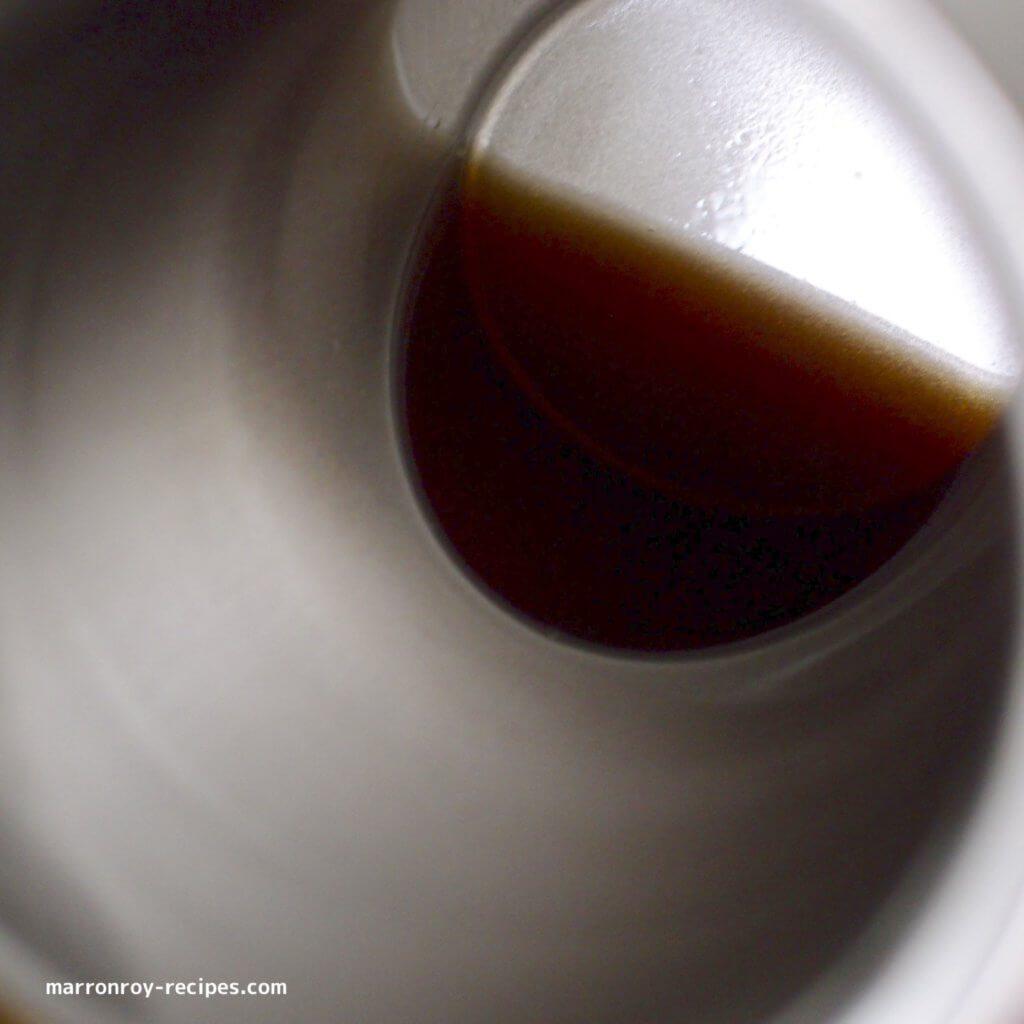 残りコーヒー