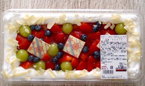 ホリデーフロマージュケーキ