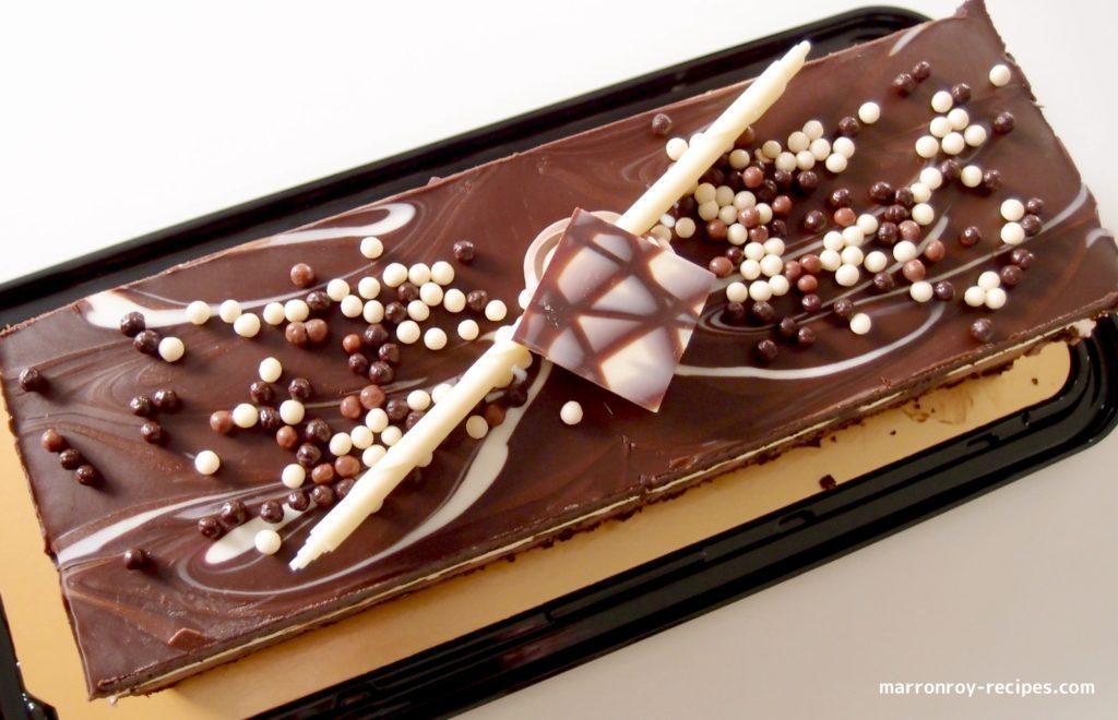 タキシードケーキアップ