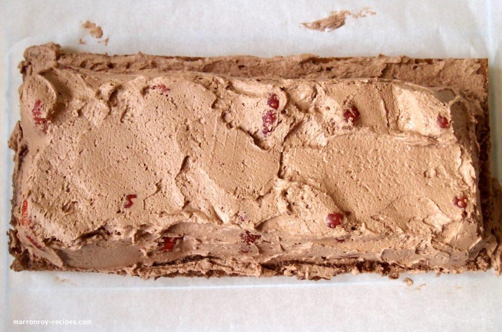 チョコレートクリーム