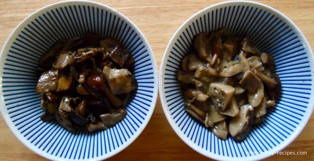 炒め&レンジ