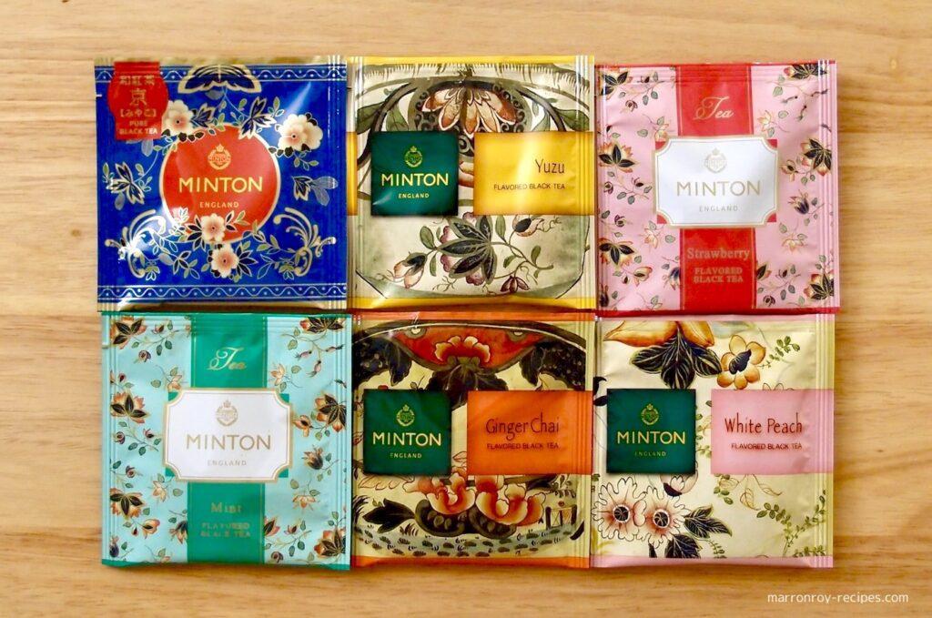 ミントン紅茶全種類