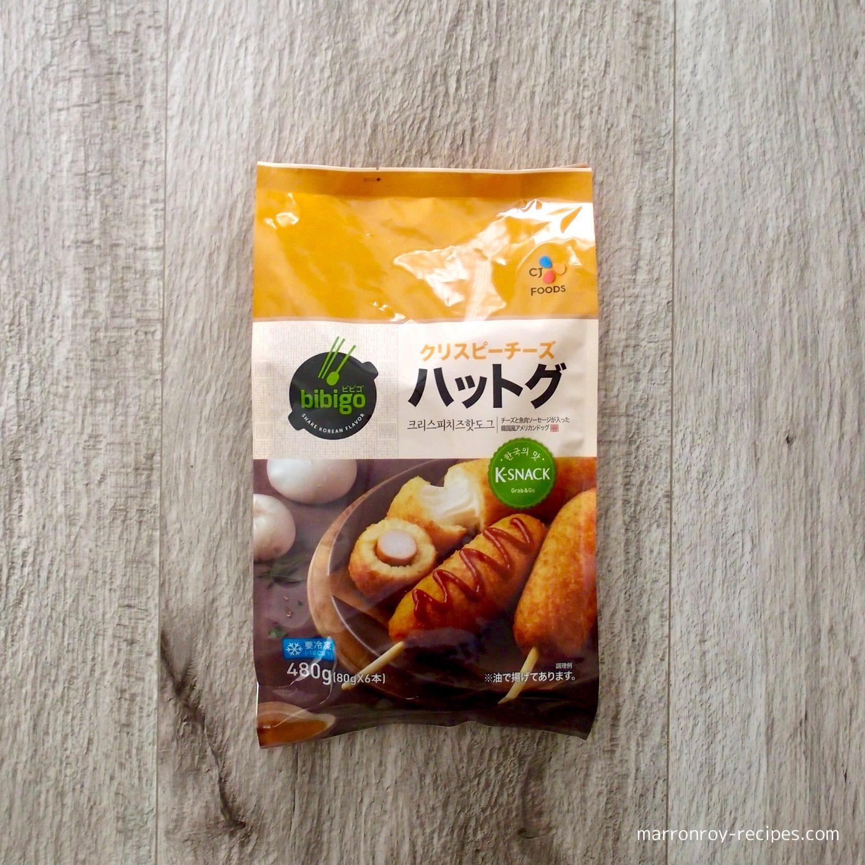 bibigo snack