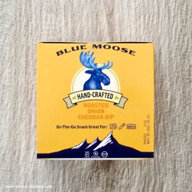 """コストコで買ったお手軽ディップ!""""BLUE MOOSE(ブルームース)ローストオニオンチェダーディップ"""""""