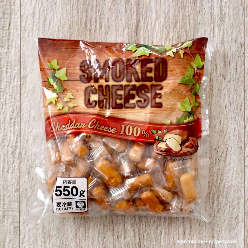smoke cheese