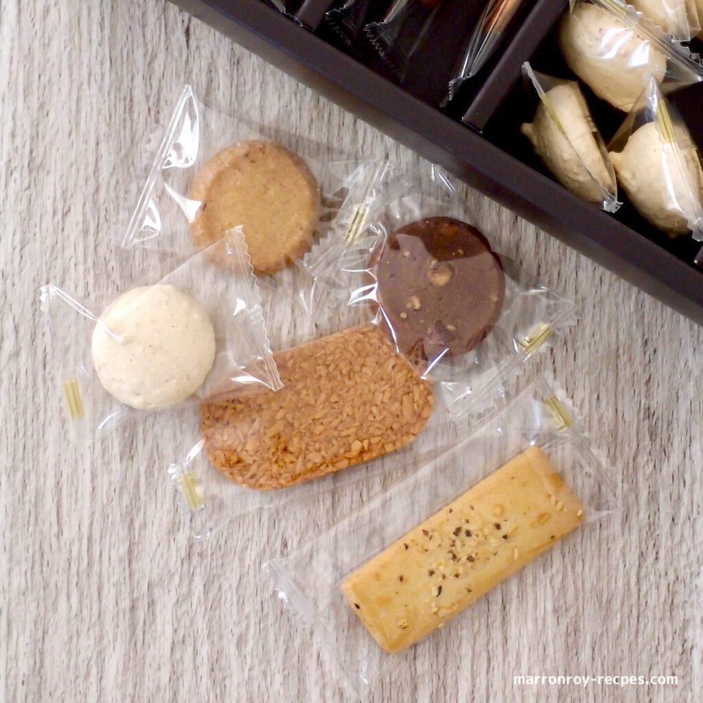 hotel cookies