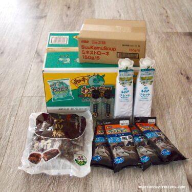 """コストコオンラインの新商品!""""透明醤油や黒糖ドーナツ棒""""など熊本製品目白押し!"""