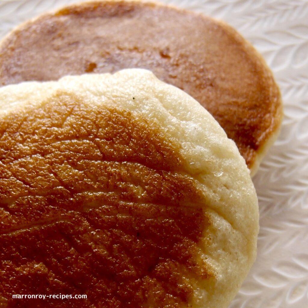 pancake side