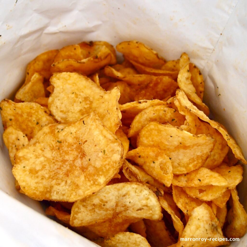 chips in pack