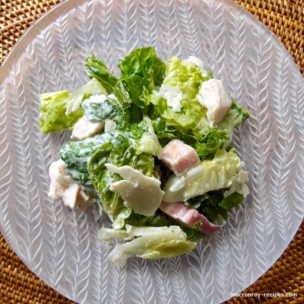 salad clear