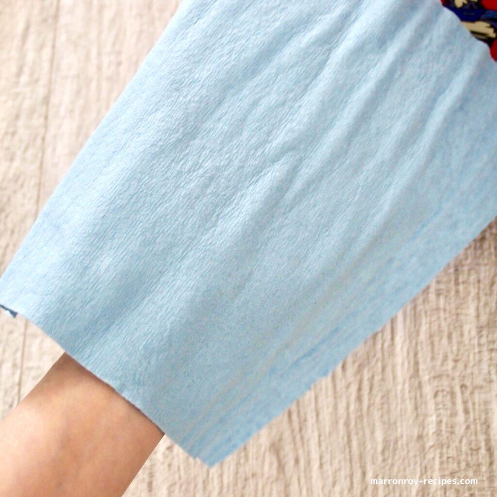 towel&hand