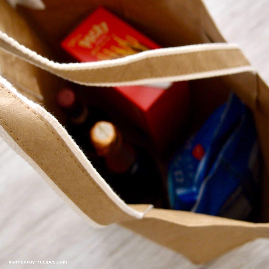goods in