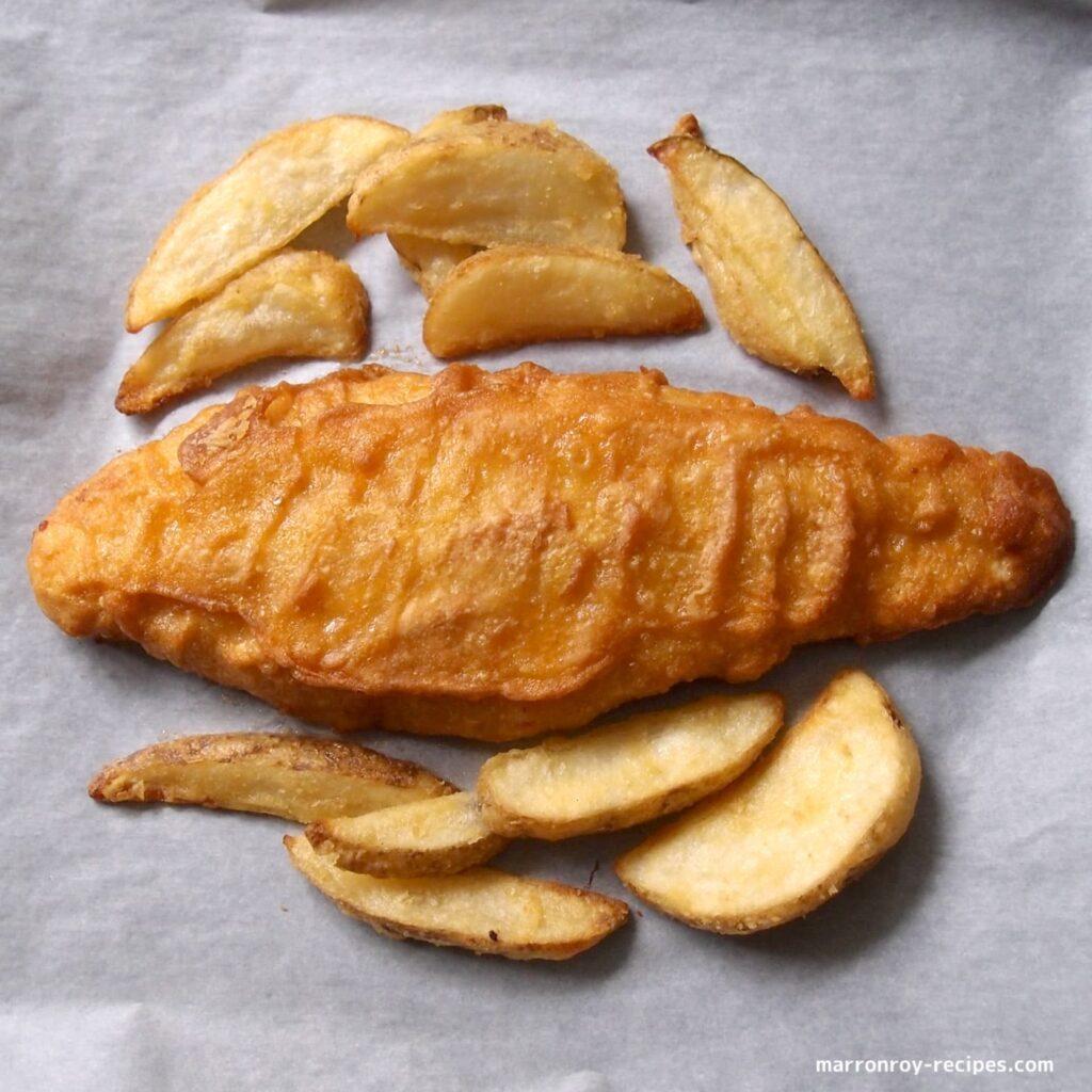 oven fish