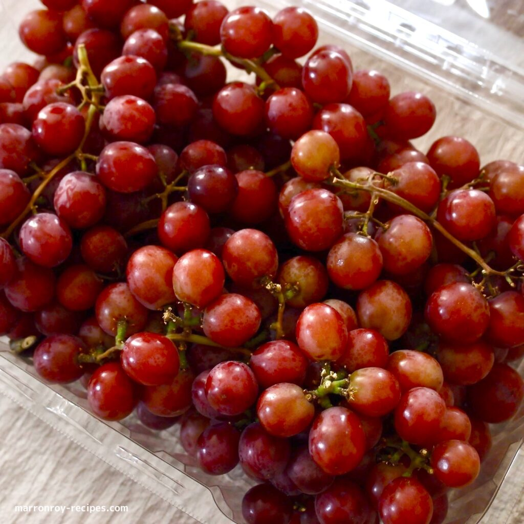 open grapes