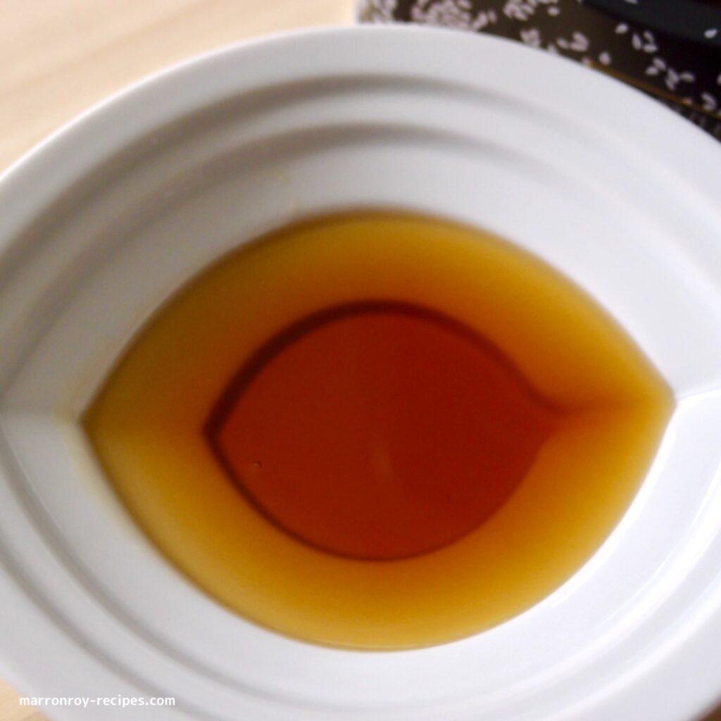 real sesame oil