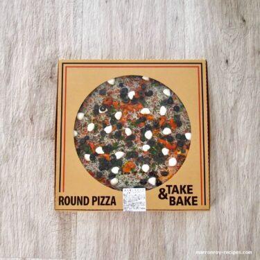 """コストコの定番巨大ピザに新商品!""""遠州灘しらすピザ"""""""